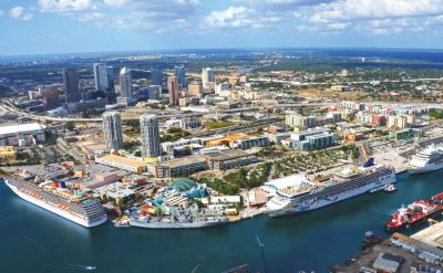 Great Tampa Cruise Port