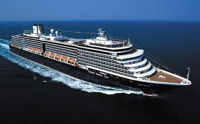 Holland America Oosterdam cruise ship