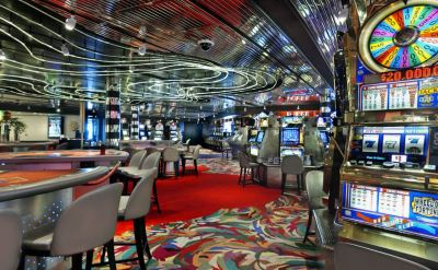 Holland America Oosterdam casino