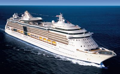 Royal Caribbean Radiance of the Seas cruise ship