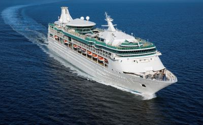 Royal Caribbean Rhapsody of the Seas cruise ship